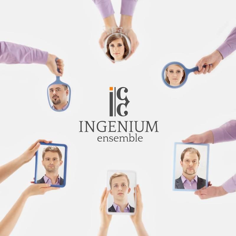 Ingenium Ensemble - naslovnica prve zgoščenke