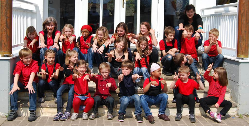 Otroški pevski zbor Danica