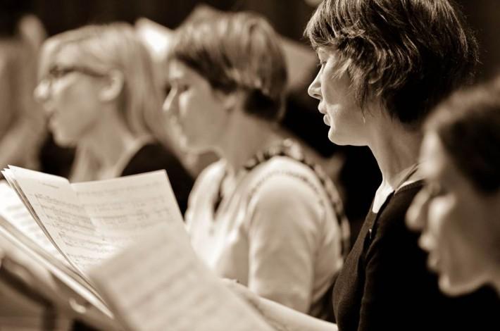 Pevski zbor – stičišče socialnih interakcij