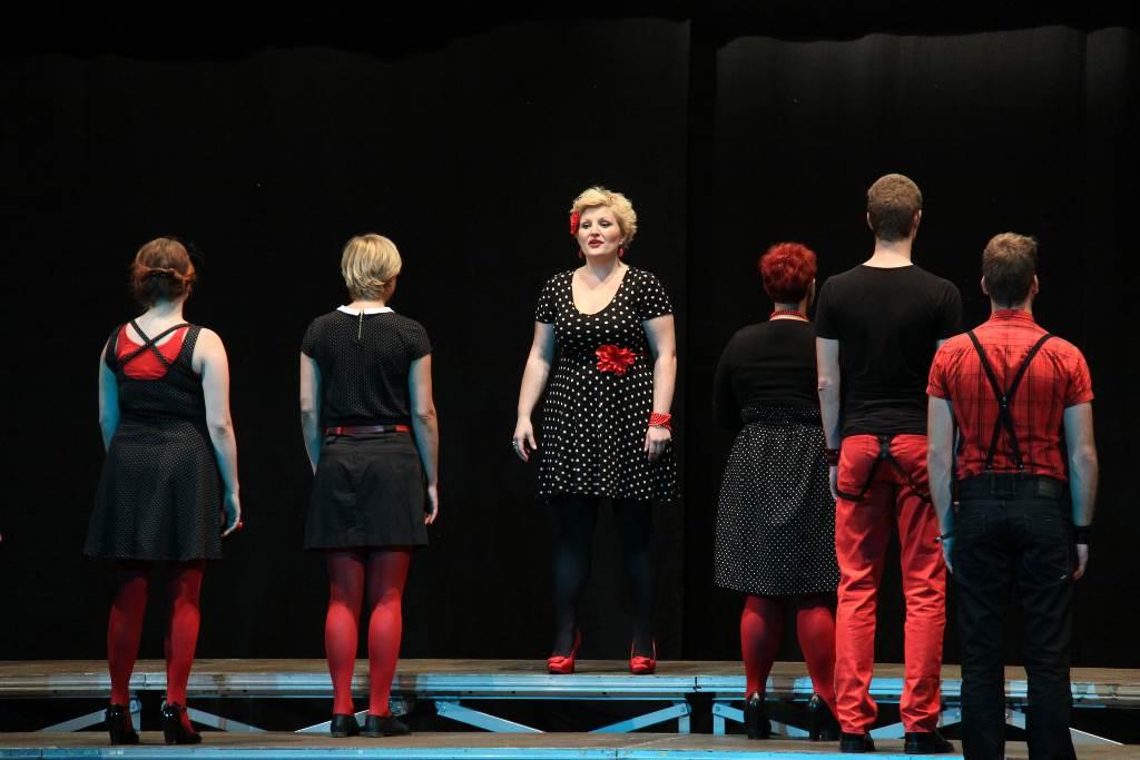 Vokalna skupina Jazzva Foto: arhiv tekmovanja Seghizzi