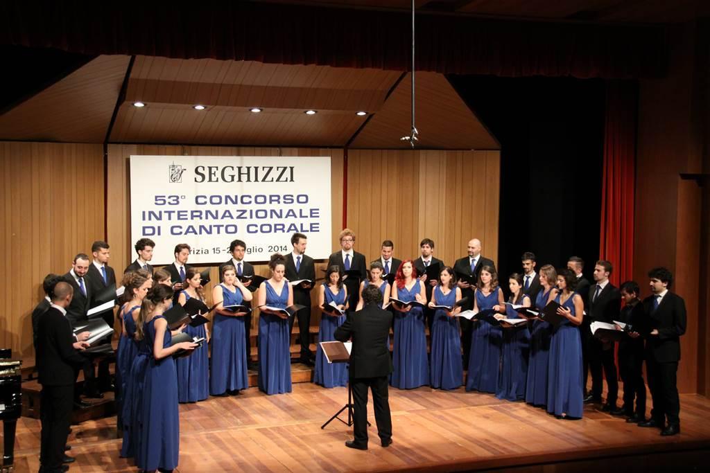 Musicanova (Italija) Foto: arhiv tekmovanja Seghizzi