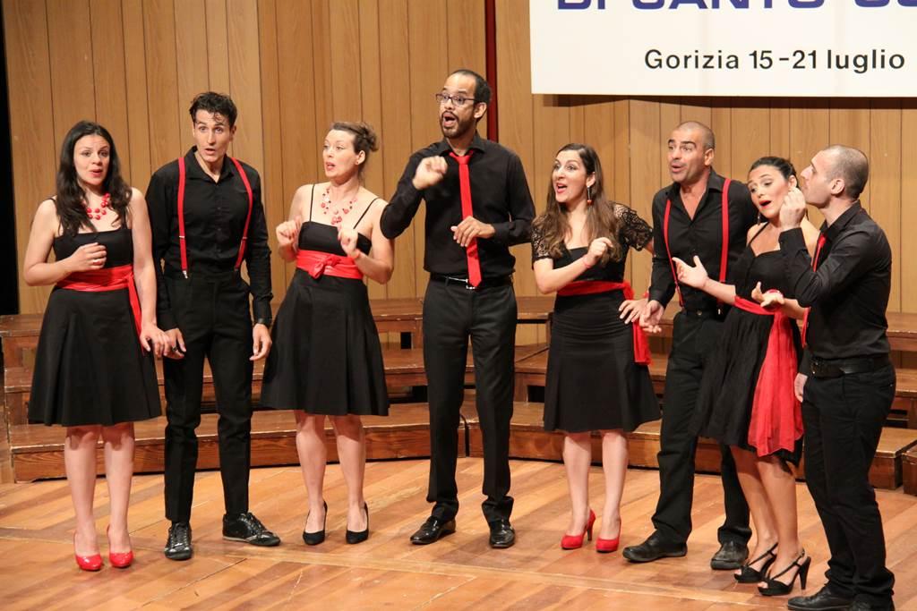 Echos Vocal Ensemble, Italija Foto: arhiv tekmovanja Seghizzi