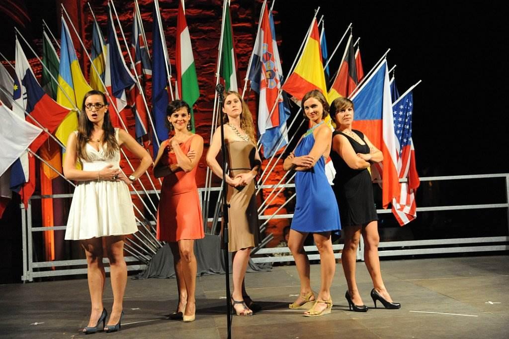 Arezzo: Nastop v kategoriji Colours