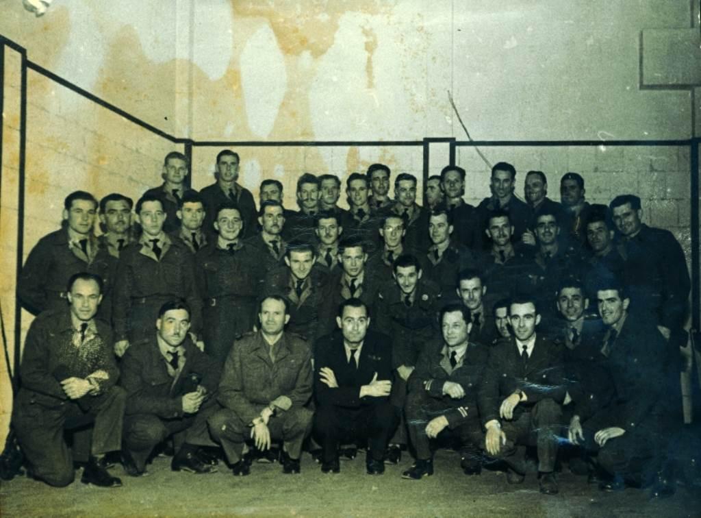 MoPZ Srečko Kosovel, Alžirija, oktober 1943