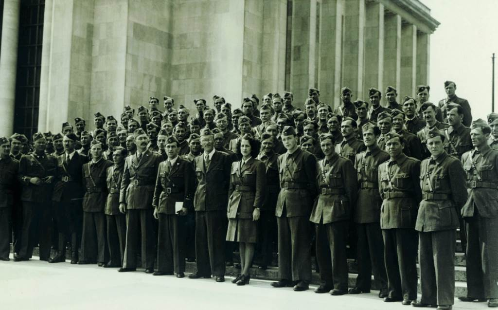 MoPZ Srečko Kosovel, Pariz, 1946