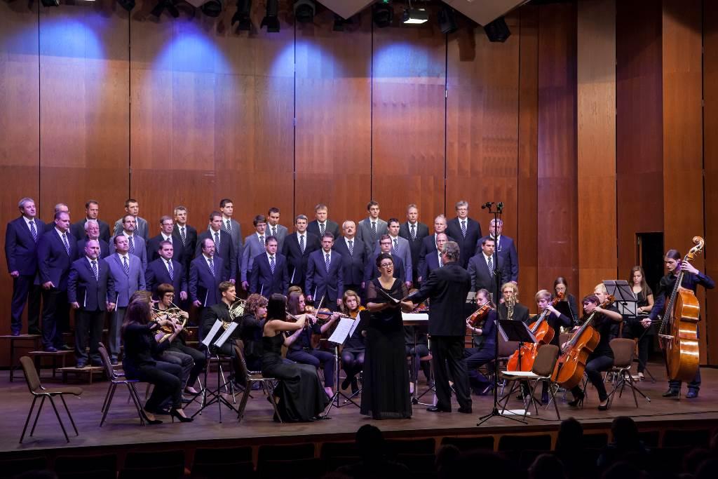 Slavnostni koncert v Novi Gorici s sopranistko Ano Kodelja Foto: Matej Vidmar