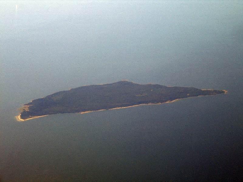 Otok Nargen leži severozahodno od estonskega glavnega mesta Talin.