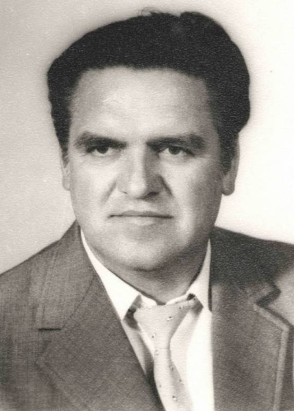 Branko Rajšter Foto: družinski arhiv