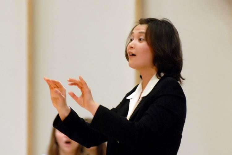 Foto: Janez Eržen, Mednarodno tekmovanje za mlade zborovske dirigente v Ljubljani 2009