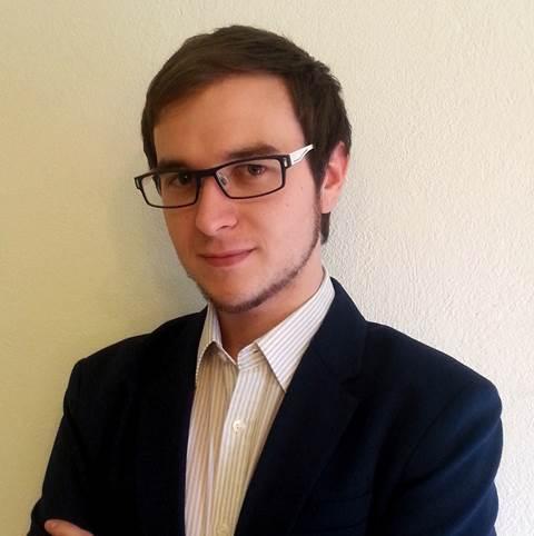 Erik Šmid, solist v Žalni odi Foto: osebni arhiv