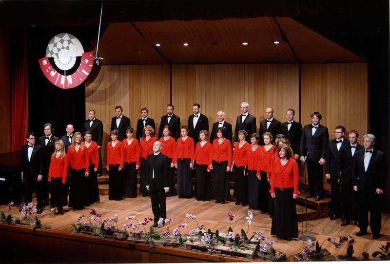 Cecilijanka 2014, Mešani pevski zbor Lojze Bratuž, zb. David Bandelj