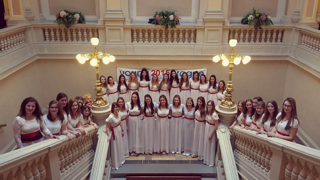 Dekliški pevski zbor Gimnazije Kranj
