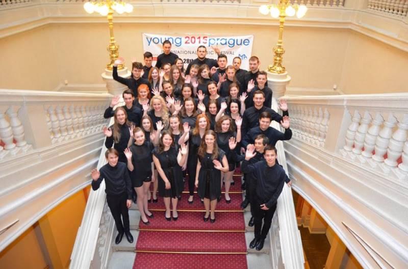 Mladinski pevski zbor II. gimnazije Maribor