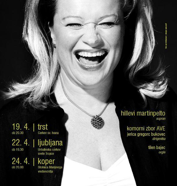 Plakat koncertne turneje