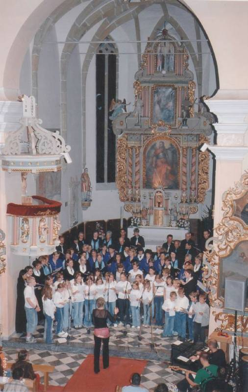 Veliki zborovski koncert, Radlje 2004