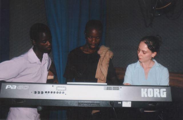 Misijon v Afriki, Ndola (Zambija) 2004