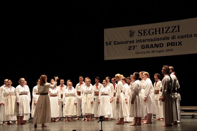 Foto: arhiv tekmovanja Seghizzi
