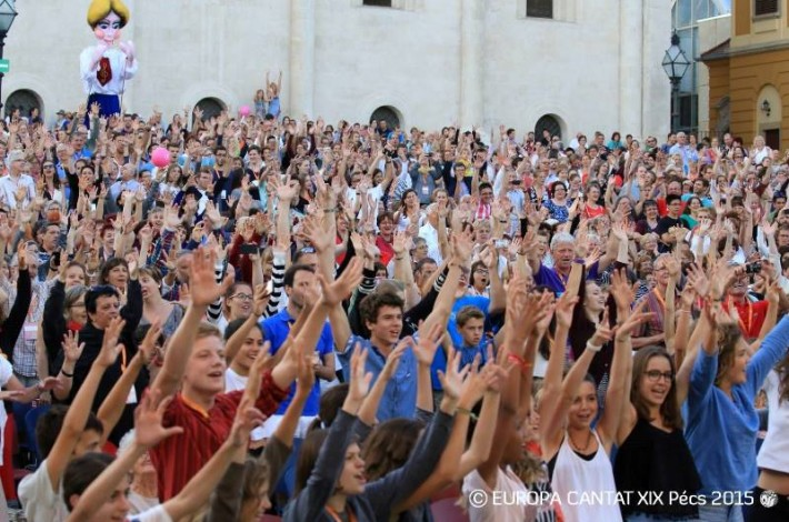 Slovenija uspešno kandidirala za gostiteljstvo festivala Europa Cantat 2021!