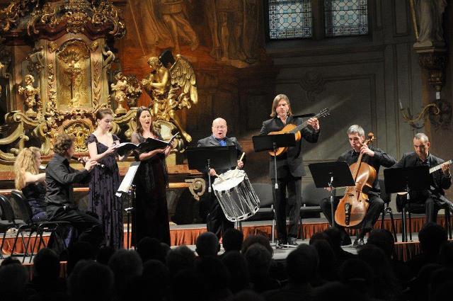 Ensemble Phoenix Munich bo na Festivalu Radovljica nastopil v soboto 8. avgusta. Foto: Ivan Maly