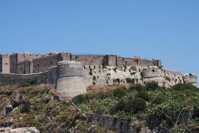 Srednjeveški grad v Milazzu Foto: Branka Kljun