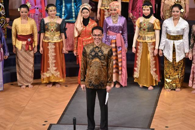 »Moram priznati, da smo zelo počaščeni, da smo bili sprejeti na to prestižno tekmovanje. Biti edini predstavnik Indonezijskega otočja, pravzaprav celotnega azijskega področja, se mi zdi lep dosežek.« (Arvin Zeinullah) Foto: Janez Eržen