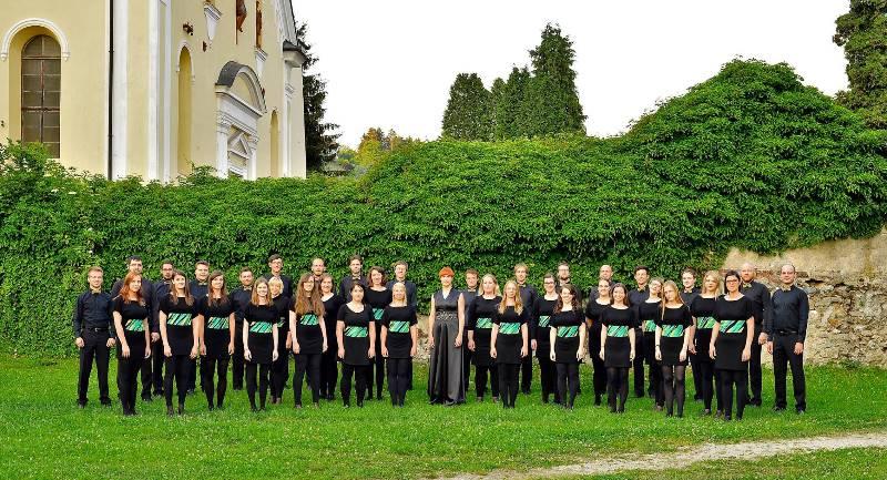 Koroški akademski pevski zbor Mohorjan Foto: arhiv KAPZ Mohorjan
