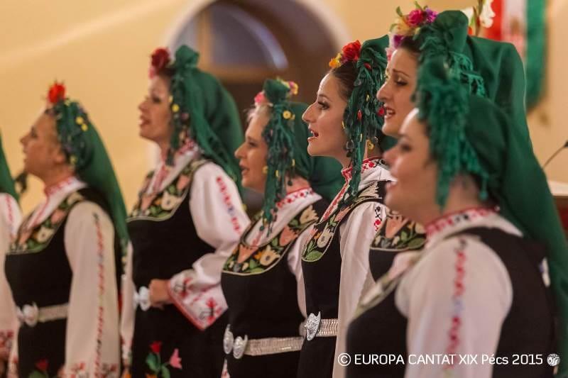 Foto: Europa Cantat XIX Pécs 2015