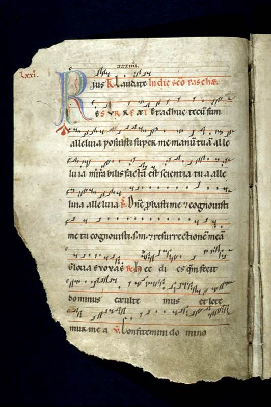 Slika 1, vir: Arhiv RS, Collectanea I, 1, fol. 71v