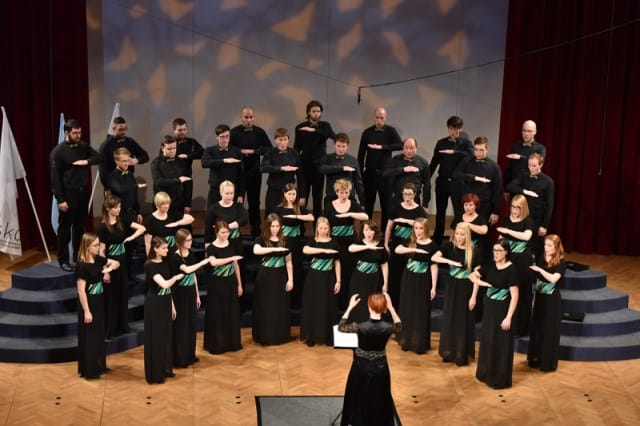 Koroški akademski pevski zbor Mohorjan Prevalje, zb. Helena Buhvald Gorenšek