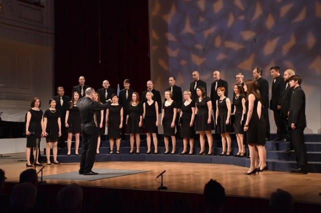 »Nadvse vesel sem bil lepega odziva svojih kolegov dirigentov in svojih nekdanjih pevcev. Z zborom Orfej sodelujem že nekaj let. Lansko jesen sem jih pripravljal za Varšavo, takrat so izrazili željo, da bi se spet predstavili na Naši pesmi.« (Andraž Hauptman)