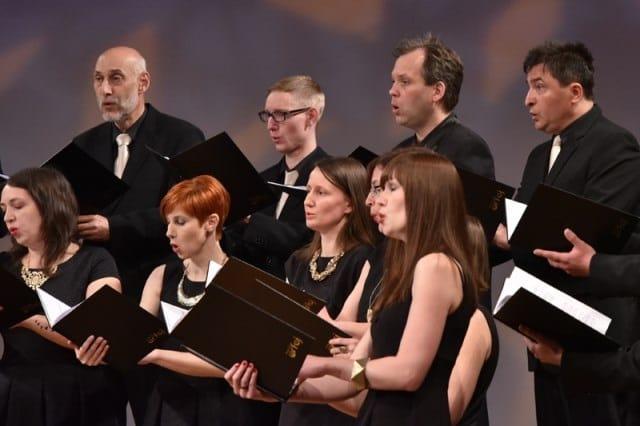 Komorni zbor Orfej iz Ljutomera, dir. Andraž Hauptman, k. g.