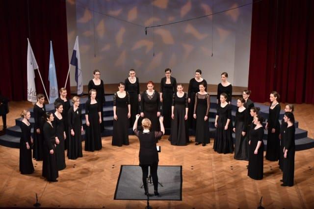 Ženski komorni zbor ČarniCe, zb. Monika Fele