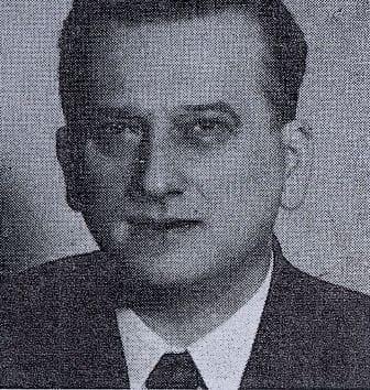 France Marolt (1891–1951) – legendarni glasbeni narodopisec in zborovodja Foto: arhiv NUK