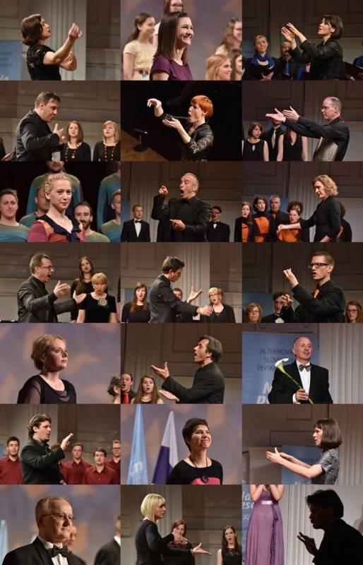 Dirigenti Naše pesmi 2016