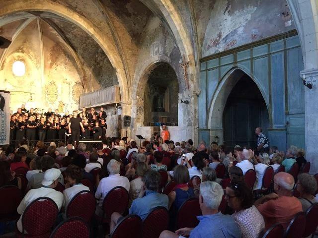 Na koncertu udeležencev Močnikove delavnice jadranskih glasbenih biserov, ki so pozornost pritegnili s svojo raznolikostjo Foto: Astrum