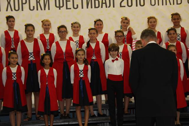 Bolgarski otroški zbor