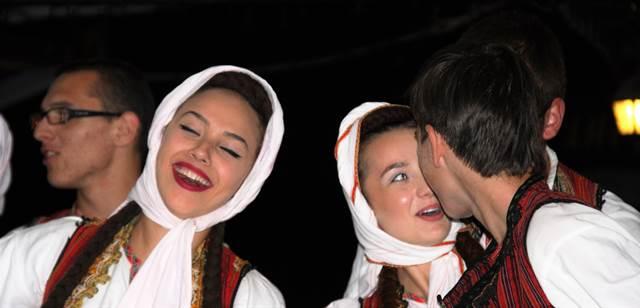 Makedonska folklorna skupina