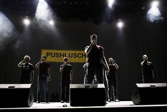 Pushluschtae so zaukazali pozornost. Foto: Nina Smrekar