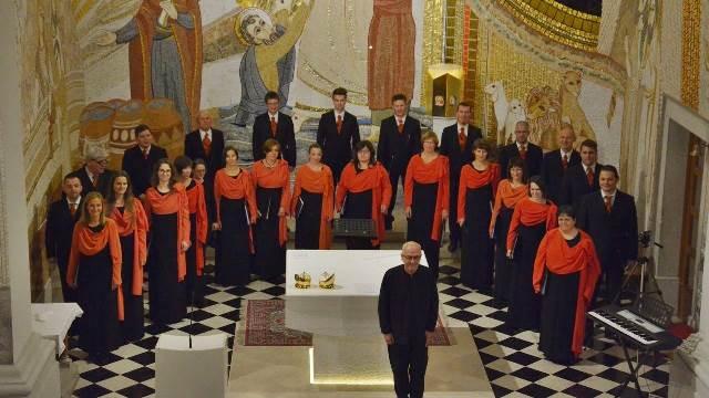 Sklepni koncert v Cerkvi sv. Primoža in Felicijana v Vrhpolju Foto: Marko Česen Šček
