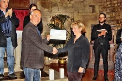 Čestitke dirigenta Stojana Kureta Foto: osebni arhiv