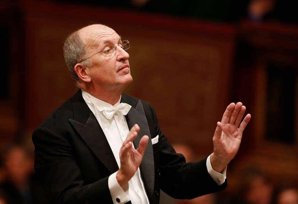 Dirigent Erwin Ortner