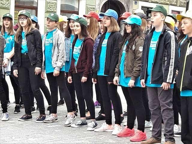 Madžarski zbor Foto: Branka Kljun