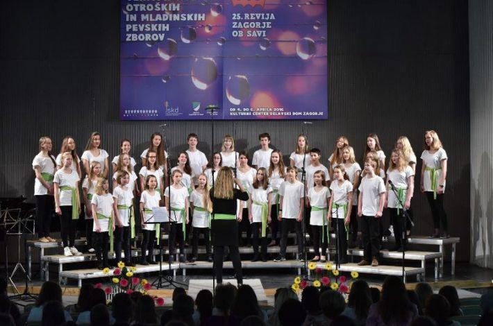 50 let od prve izvedbe revije: zapelo bo 2000 mladih pevcev