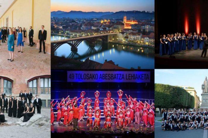 Vrhunci slovenskega zborovskega petja 2018 in 30. finale za veliko zborovsko nagrado Evrope