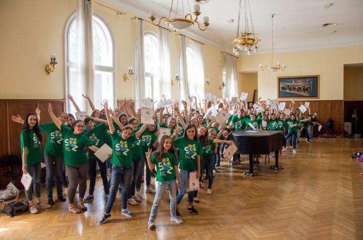 Musica noster amor – Slovenski otroški zbor sedemnajstič