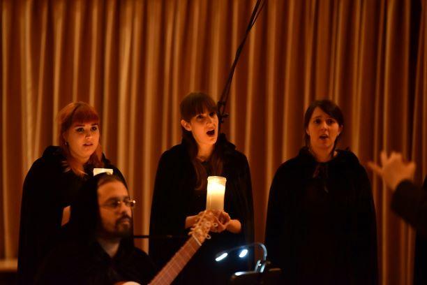 Izbrani zbori uprizorili izjemen pevski večer v Slovenski filharmoniji