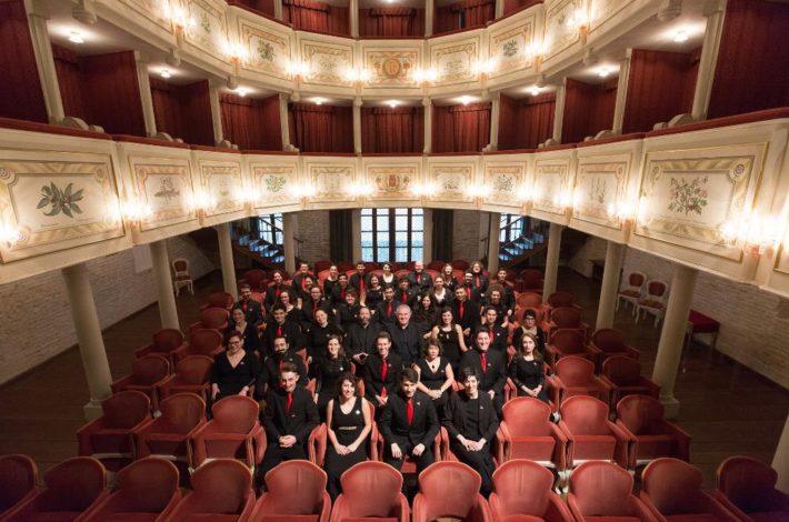 Italijanski državni mladinski zbor prvič v Sloveniji