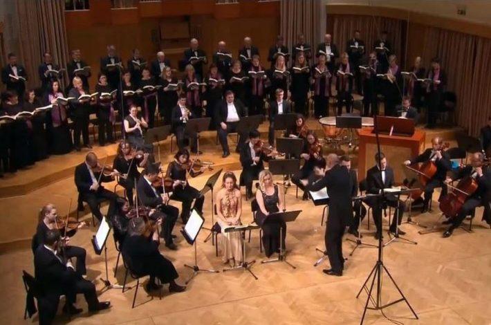 Zlati jubilej zbora Consortium musicum