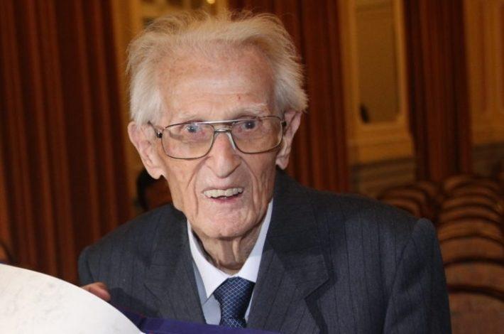 Odšel je Janez Karlin (1922–2019)