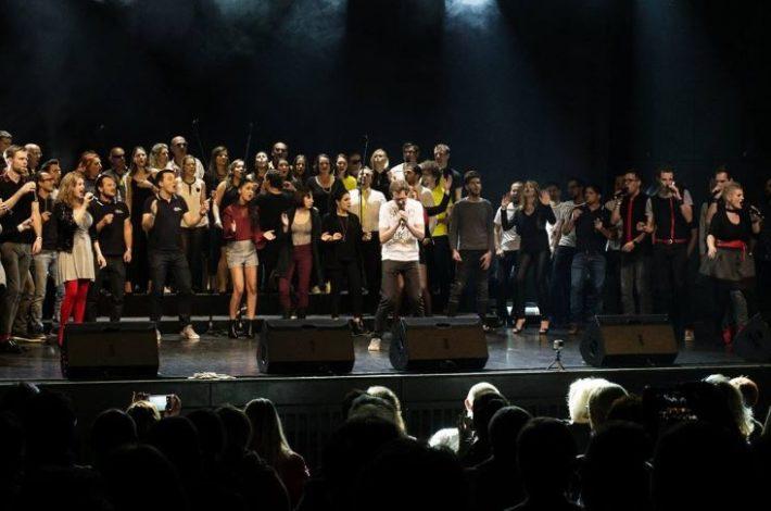 Začenja se LJUBLJANA VOCAL FESTIVAL – nekdaj POPJAZZIADA